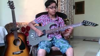 oi tor mayabi chockh guitar cover by Rio