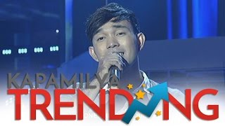 Aljon Gutierrez sings Born For You