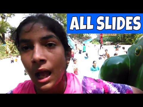 S Cube Water Park Baroda - Full Tour