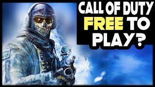 CALL OF DUTY FREE TO PLAY + NEW PS4 CHINESE RPG!