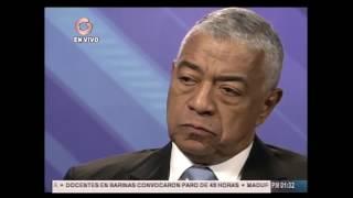 Fermín: Maduro no ha querido rectificar