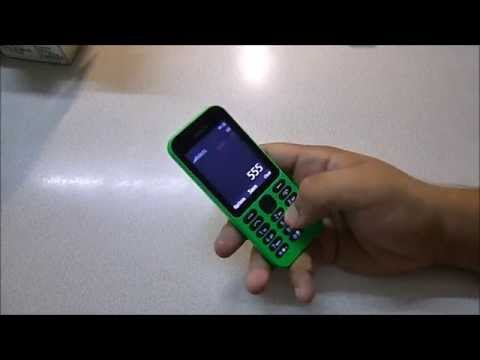 Nokia 215 unboxing and review