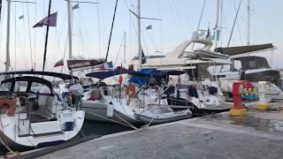 GREECE - PAROS island - Naousa marina