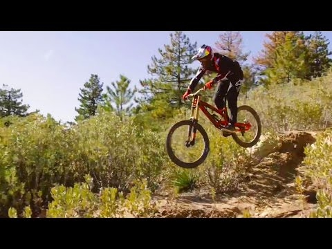 "Aaron Gwin's ""Off"" Season Is More Fun Than Yours"