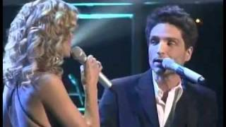 Lucy Lawless &  Richard Marx - I'll be right here waiting for you