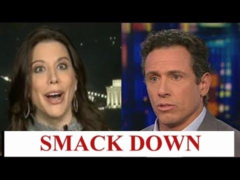 Mary Katharine Ham Rips CNN S Chris Cuomo A New One