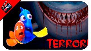 Se Procurando Nemo Fosse um Filme de Terror!