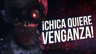 TJOCR: ¡CHICA QUIERE VENGANZA! (Nueva Actualización) - Five Nights at Freddy's Fan Made