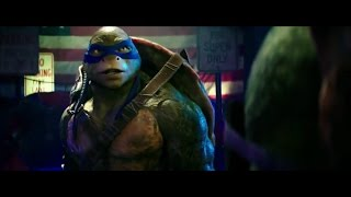 TMNT2 (2016) The Purple Ooze Scene (HD)