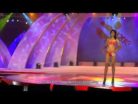 Miss World Philippines 2013 Swimsuit Competition Missosology