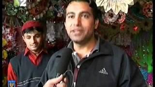 VJ Zohaib Wazir on Valentine's Day on K2 TV - Program AREA 081