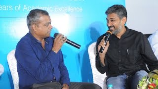 Students Interaction with S.S.Rajamouli & Gautham Vasudev Menon