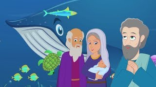 Jonah and the Whale & Abraham