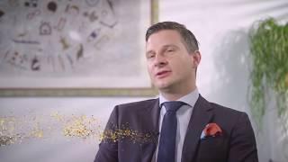 Korporativni video kompanije EY povodom proslave jubileja