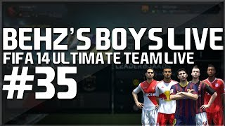 "FIFA 14 ULTIMATE TEAM | ""9 GOAL THRILLER"" 