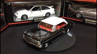 Mini Chevrolet Nova SS 1963 Sunstar 1/18