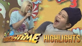 It's Showtime MiniMe 3: Vice is elated by Ludwig's jolliness
