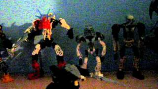 Bionicle moc: Vakshi