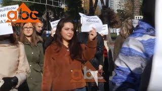 Vijon dhe sot protesta e studenteve para kryeministrise | ABC News Albania