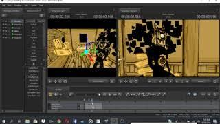 "BATIM / SFM - | PROGRESS | (Once again it is back!) ""chapter 2 animation"" - | New music?! |"
