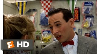 Pee-wee's Big Adventure (4/10) Movie CLIP - I'm a Loner, Dottie (1985) HD
