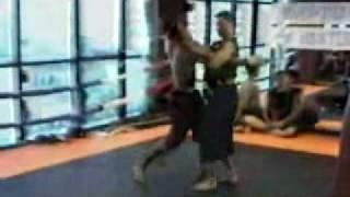 Muay Thai Chaiya Sawaddee Fight