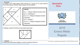 Matemática - Pedro II - Prova 2016 - EM Regular - Questão 13