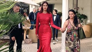 Cannes Film Festival 2015 | Katrina Kaif Looks Red Hot In Elie Saab On 2nd Day
