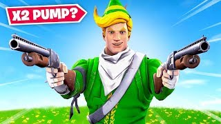 BRING BACK DOUBLE PUMP To Fortnite!
