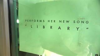 Bridgit Mendler ExStream - Library [Official Music Video]