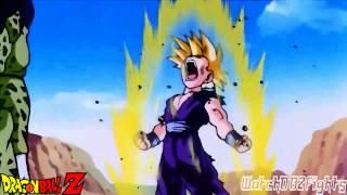 Gohan Turns Super Saiyan 2 Against Cell