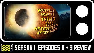 Mystery Science Theatre 3000 Season 1 Episodes 8 & 9 Review & After Show | AfterBuzz TV
