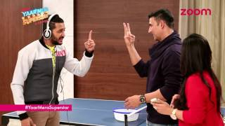 Guess The Word Game Between Akshay Kumar & Riteish Deshmukh | Yaar Mera Superstar | EXCLUSIVE