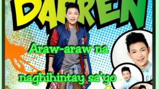 My Girl - Darren Espanto (Lyric Video)