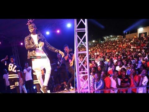 Kitu Diamond Platnumz amefanya Vodacom Wasafi Festival Iringa