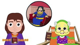 David And Abigail I Old Testament I Animated Bible Story For Children | Holy Tales Bible Stories