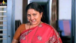 Character Artist Rajitha Scenes Back to Back | Telugu Movie Scenes | Sri Balaji Video