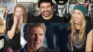 """""""THE FORCE AWAKENS: A Bad Lip Reading"""" (Featuring Mark Hamill as Han Solo) REACTION!"""
