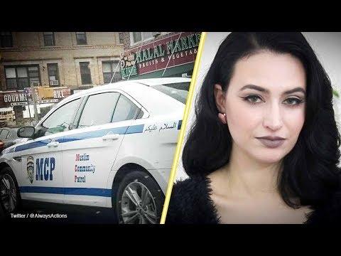 Xxx Mp4 Martina Markota Muslim Community Patrol Spotted In New York 3gp Sex