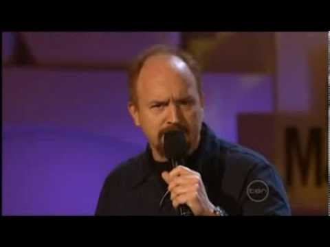 Louis CK Contemporary Perceptions about Aviation and Pilots in the USA Comedy