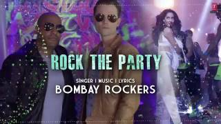 Rock the party -Bombay rockers
