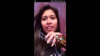 Cute girl hot video call