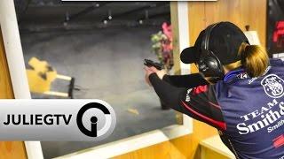 JulieG.TV Gone SHOOTing | Julie Golob Shoots M&P Shield, 2013 IDPA Back Up Gun Nationals