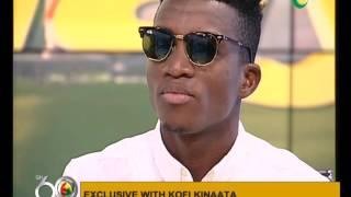 Upclose with Kofi Kinaata - 26/4/2017