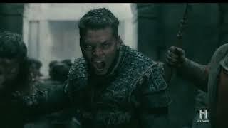 Vikings - The Vikings Ambush The Saxons In York [Season 5 Official Scene] (5x05) [HD]