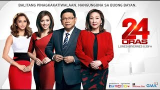 REPLAY: 24 Oras Livestream (October 3, 2017)