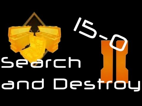 Searching And Destroying ep.2: 15-0 Search & Destroy S12 gameplay w/ commentary
