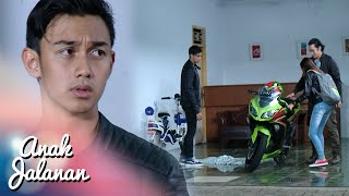 Wow, Raya Dibeliin Motor Sama Bang Kobar [Anak Jalanan] [17 April 2016]