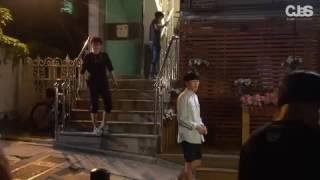 BTS Lucky romance Episode 10 + Kiss Scene