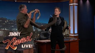 Terrifying Animals with Guest Host Neil Patrick Harris & Jules Sylvester